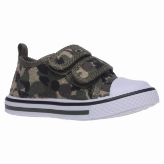 POLLINO STRADA CANVAS-PATIKA A470 MILITARY