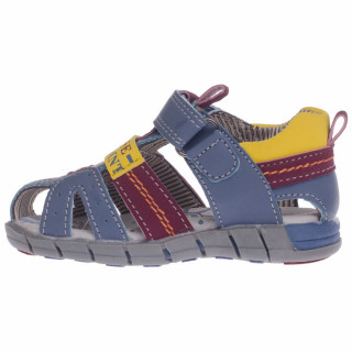 POLLINO STRADA POLUSANDALA HLL25329 BLUE/RED/YELLOW