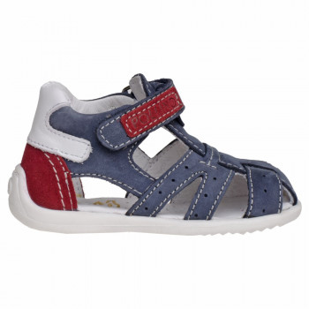 POLLINO POLUSANDALA 2770 BLUE-RED