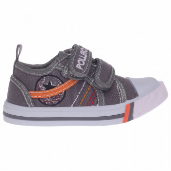 POLLINO STRADA CANVAS-PATIKA ST113 GREY
