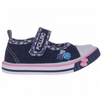 POLLINO STRADA CANVAS-PATIKA ST117 NAVY