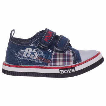POLLINO STRADA CANVAS-PATIKA ST189 NAVY