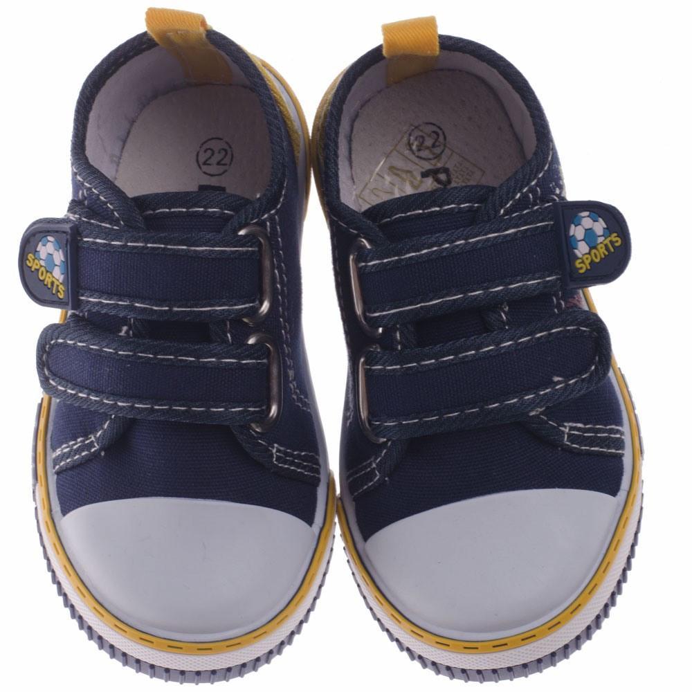 POLLINO STRADA CANVAS-PATIKA ST111 BLUE