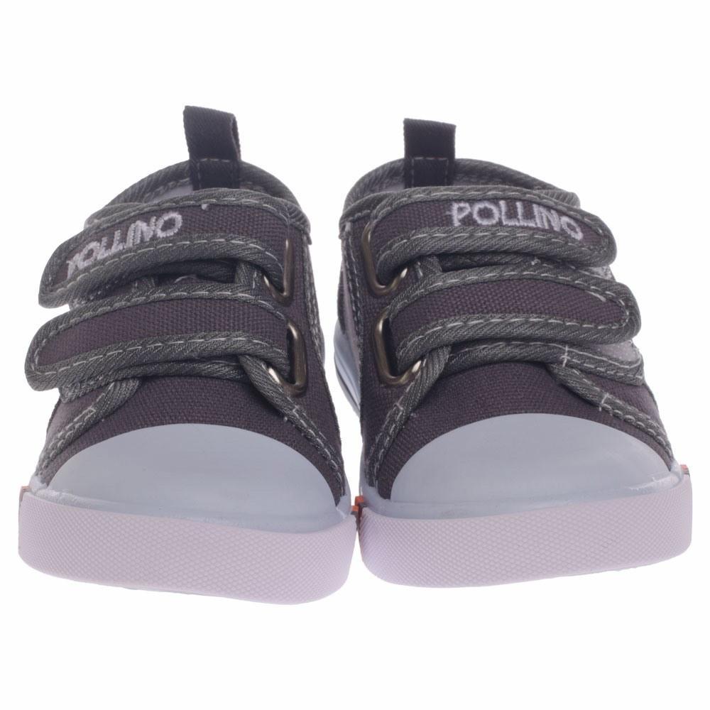 POLLINO STRADA CANVAS-PATIKA ST113 GREY